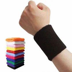Cotton Sweat Wristband