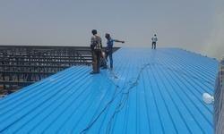 Industrial Roofing Work