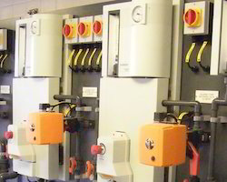 Sewage Treatment Plant Chlorination