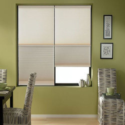 Day & Night Honeycomb Blinds
