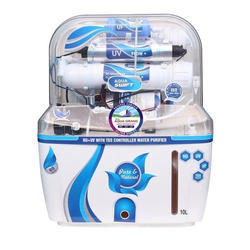 Automatic ABS Plastic Aqua Grand RO Water Purifier, Capacity: 5-10 L