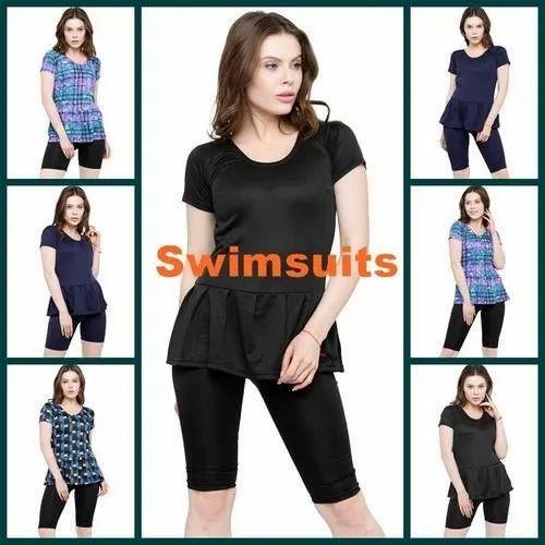 3c3c2f8463 Women Swimwear In 3/4 Or Short Length