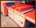 UV Coating And Curing Press