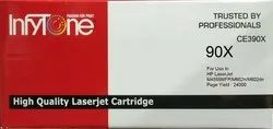 90X (CE390X) Compatible Toner Cartridge For HP Printers