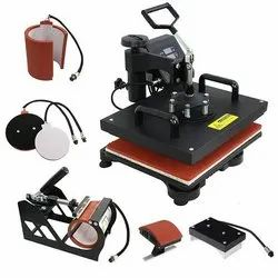 5 in1 Combo Heat Press