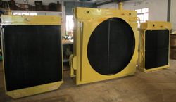Earth Mover Radiators