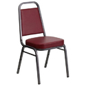 Maroon Banquet Chairs