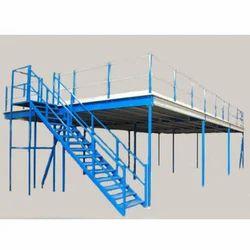 Mild Steel Mezzanine Floor
