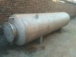 Mild Steel Chemical Storage Tanks