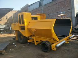 Road Wet Mix Asphalt Paver Finisher