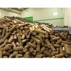 Biofuel Biomass Briquettes