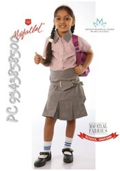 Cotton Mafatlal School Uniform