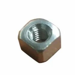 Male Brass Square Nut, For Hardware Fitting, Size: .5 Inch To 6 Inch