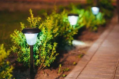 Garden Lights, Frame Garden Lighting