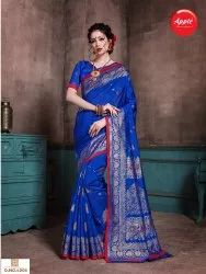Fancy Weaving Silk Patola Saree