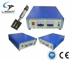 Ultrasonic Welding Machine for Face Mask, N95, KN95, Surgical Mask