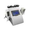 6 in 1 Lipo laser RF Cavitation with Vacuum Machine