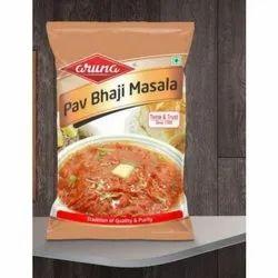 Aruna Pav Bhaji Masala, Packaging Type: Packets