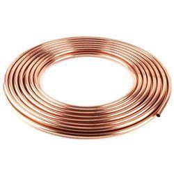 Copper Soft Gas Tube
