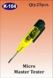 K-104 Micro Master Tester