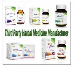 Third Party Herbal Medicine Manufacturer