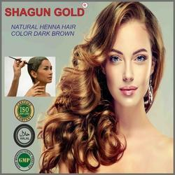 Herbal Henna Based Light Brown Hair Dyes