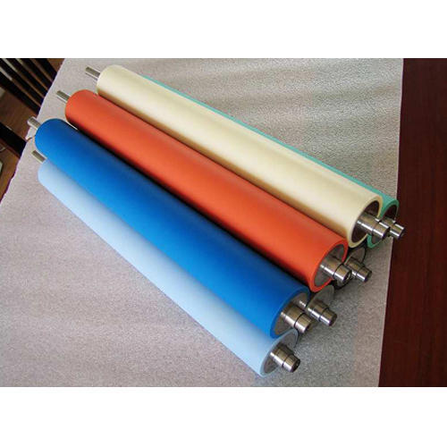 Rubber Products Rubber Rollers Manufacturer From Mumbai
