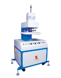 Hydraulic Single Bed Embossing Machines