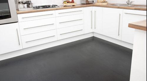 Anti Slip Kitchen Rubber Flooring