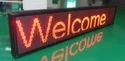 Rectangle Moving Message Led Displays