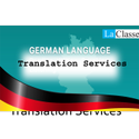 German to English Translation Services in India