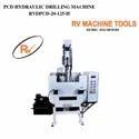 Auto Feed PCD Hydraulic Drilling Machine 20mm