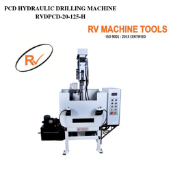 Auto Feed PCD Hydraulic Drilling Machine 20mm