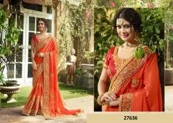 bcc0047b8aefd Crepe Silk Saree at Best Price in India
