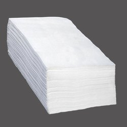 White Disposable Towel