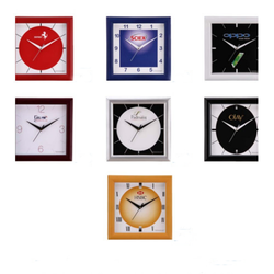 Branding Wall Clock