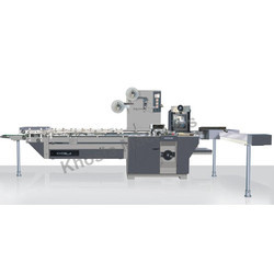 Wrapper 4000T Soap Bar Packaging Machine