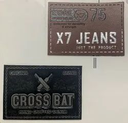 Embossing Leather Patches