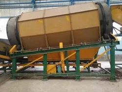 Trommel Screen for Solid Waste Management