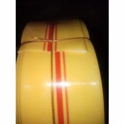 Agrimax LDPE Yellow Lapeta Pipe