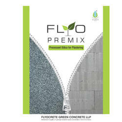 Greyish Granular Powder Flyo Ready Mix Plaster, Packaging Size: 35kg, Packaging Type: Bag
