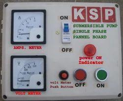 KSP Water Motor Control Panel, 230 V