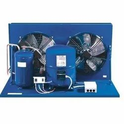 Automatic Danfoss Condensing Unit, For Freezer And Chiller