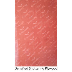 Densified GREENLAND Shuttering Plywood