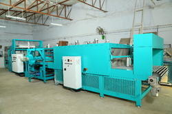Bundle Wrapping Machine
