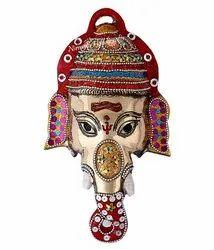 Meena Ganesh Mask