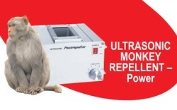 Power Ultrasonic Monkey Repellent