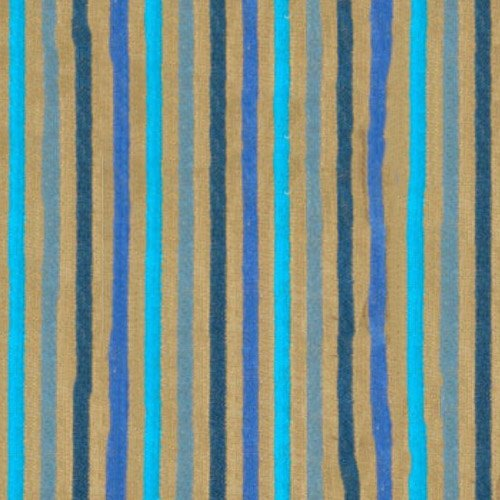 Striped Cotton Velvet Woven Fabric for Upholstery