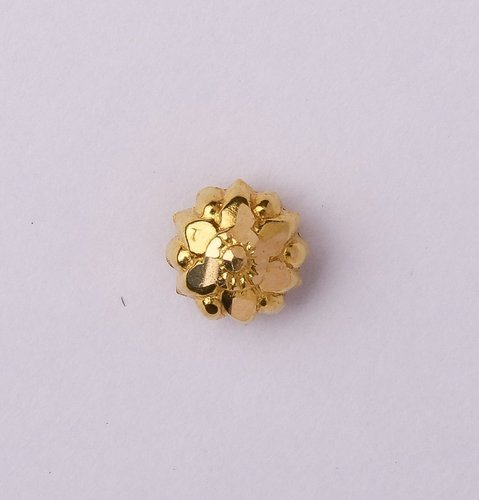 Gold Nose Pin Gold Pearl Nose Pins Manufacturer From Mumbai