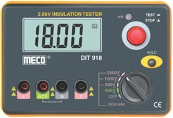 Meco DIT 918 Digital Insulation Tester